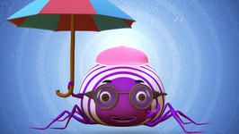 Itsy Bitsy Spider  Popular Nursery Rhyme