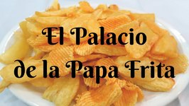 El Palacio de la Papa Frita - the best french fries in Buenos Aires