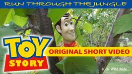 Woody TOY STORY 4 Parody - Original Video -  Batman Toys Buzz Lightyear Disney Toy Story Toys