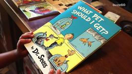Long Lost Dr. Seuss Book Published, Nearly 25 Years Since His Death