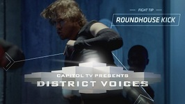 CapitolTV's District Voices -Keeping The Peace With District 2