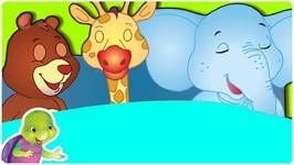 Ten In The Bed Nursery Rhyme - Nursery Rhymes for Children