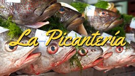 Delicious Peruvian Fish prepared 4 different ways at La Picantera in Lima, Peru