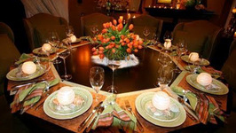 How To Set A Dinner Table how to set the dinner table which side does the fork go on