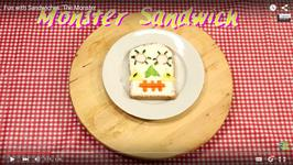 Fun With Sandwiches: The Monster