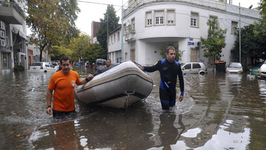 Boy Dies as Residents Evacuated in Buenos Aires Floods