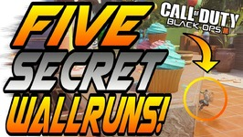 5 SECRET WALLRUNS You Probably Don't Know - DLC 4 (Black Ops 3 5 ThingsGlitches)