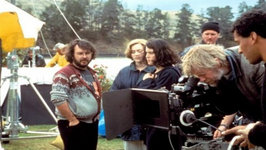 HEAVENLY CREATURES, Peter Jackson & Working with Kate Winslet