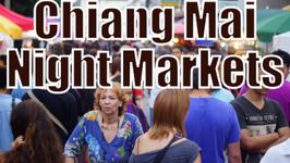 Chiang Mai Sunday Night Market and Chiang Mai Saturday Night Market