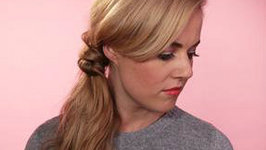 Hair With Hollie - January Ponytail Refresh