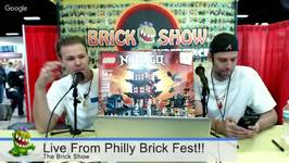 Philly Brick Fest 2016 Saturday Live Stream