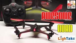 ALIEN X250 Quad Review