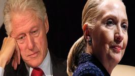 Bill and Hillary Clinton Bad Behavior Behind Closed Doors