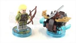 LEGO Dimensions LOTR Legolas Fun Pack 71219 Review