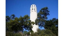 Visiting Coit Tower