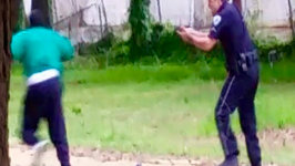 South Carolina Police Laughs After Shooting Suspect