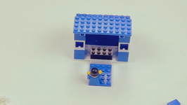 Lego School Building