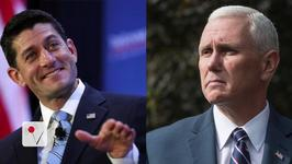 House Speaker Paul Ryan to Campaign With Mike Pence in Wisconsin