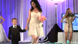 Florida Wedding Expo - Orlando Fashion Show - White Closet Bridal 2015