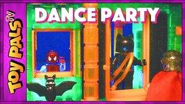 Jokers Party Lego Batman Superman Spiderman Minifigures Zombie Manor