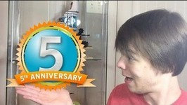111LEGOreviews111's 5 Year Anniversary Video