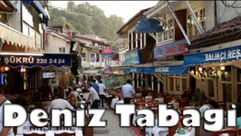 Deniz Tabagi Restaurant  Bursa Turkey
