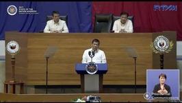 FULL VIDEO: Rodrigo Duterte's State of the Nation Address  2017