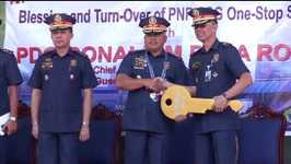 PNP opens one stop shop for processing of gun permits and licenses
