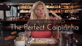 How to Make a Perfect Caipirinha for the Rio Olympics