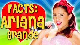 Ariana Grande Facts Video and Quiz