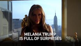 Some surprising facts about Melania Trump