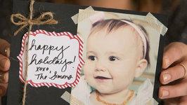 DIY - Holiday Photo Cards