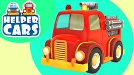 Helper Cars 2   Car Cartoon And Videos For Kids  Tow Truck And An Ambulance For Kids On KidsFirstTV