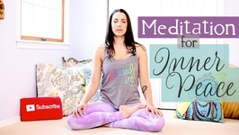 Meditation for Anxiety And Finding Inner Peace - How to Meditate for Beginners