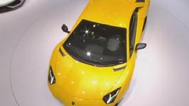 Geneva 2015 - The Lamborghini Aventador LP 750-4 SV