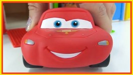 Save The Kitten  Lightning McQueen And Mater  Toy Car Rescue Stories