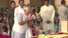Modi Mobilizes Millions to Clean India for Gandhi