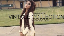 Sheinside Vintage Collection