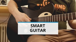 Worlds first smart guitar - One for the Xmas wish list