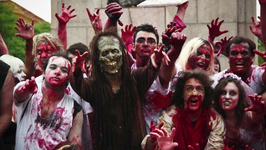 Kansas Declaring October Zombie Preparedness Month