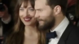 Jamie Dornan and Dakota Johnson 50 shades richer