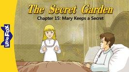 The Secret Garden 15 - Mary Keeps a Secret - Level 6