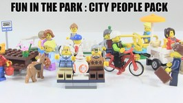 LEGO City Fun In The Park - City People Pack Review : LEGO 60134