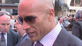 Dwayne Johnson -  I was heartbroken when I got the news