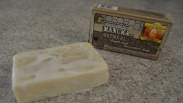 Buncha Farmers Manuka and Oatmeal Gentle and Unscented Soap - What I Say About Stuff