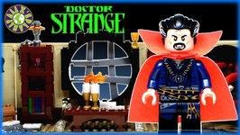Doctor Strange. LEGO Doctor Strange's sanctum sanctorum.