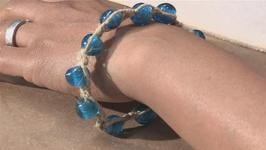 How To Knot Hemp Bracelets