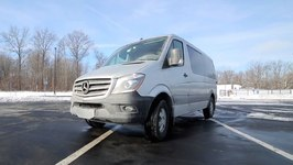 2015 Mercedes-Benz Sprinter Passenger Van Review
