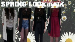 Spring Lookbook - Tofeeljustpretty (Sheinside, Zara, HandM..)