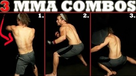 3 Advanced MMA Combos - Pro Striking Combinations